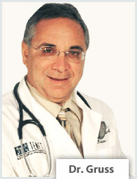 [Picture: Dr William S Gruss MD]
